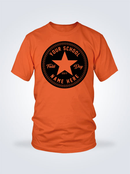 Field Day Circle Converse Tee - 1 Color