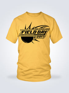 Field Day Dodgeball Tee - 1 Color