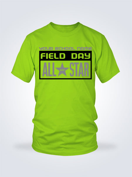 Field Day All Star Tee - 2 Colors