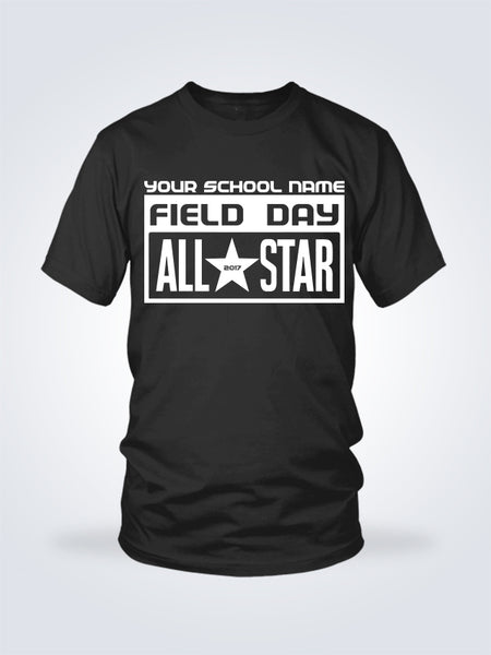 Field Day All Star Tee - 1 Color