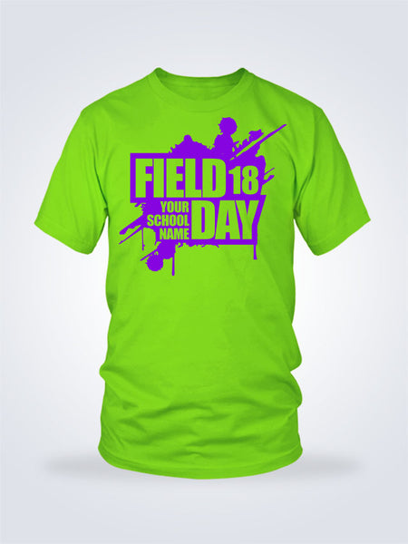 Field Day Splat Tee - 1 Color