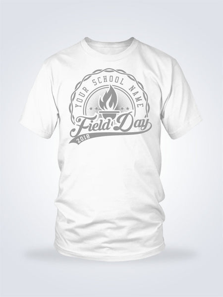 Field Day Seal Tee - 1 Color - On White