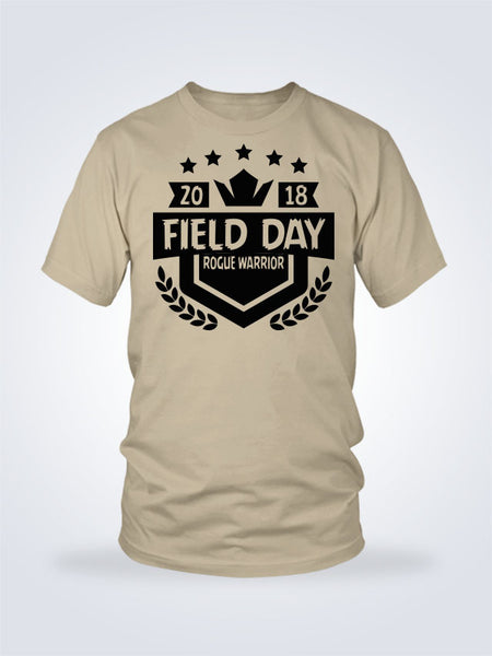 Field Day Shield Tee - 1 Color