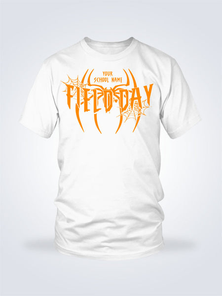 Field Day Spider Tee - 1 Color - On White