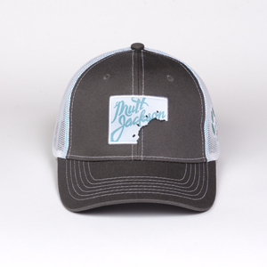 Mutt Jackson Bite Mark Hat - Grey
