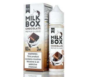 BLVK UNICORN - MILK BOX - CHOCOLATE 60ML