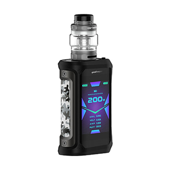 GEEK VAPE AEGIS X 200W IP67 (WATERPROOF, SHOCKPROOF, DUSTPROOF)