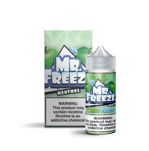 Apple Frost by Mr. Freeze 100ML