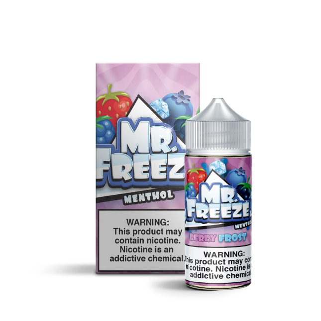 Berry Frost by Mr. Freeze 100ML