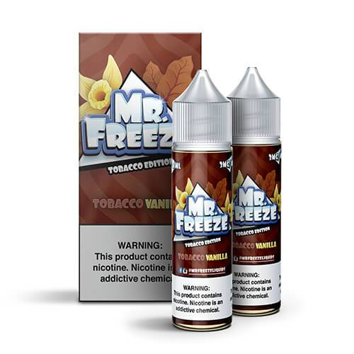Tabaco Vainilla by Mr. Freeze 60ML