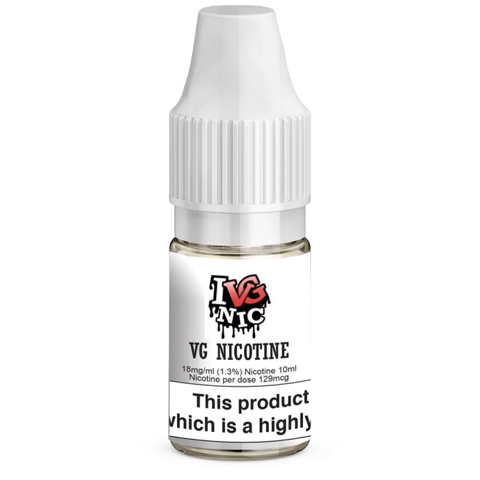 IVG NIC SHOT 70VG 18MG/ML 10ML