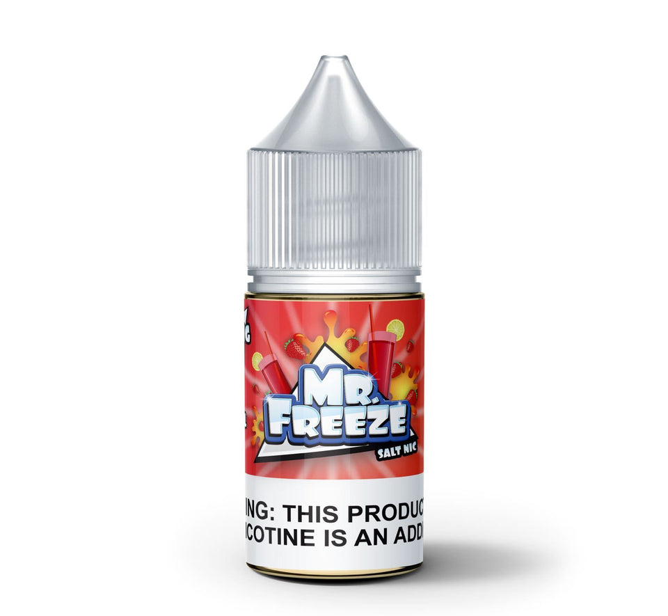 Strawberry Lemonade Salt Nic 35MG By Mr. Freeze E-Liquid 30ML