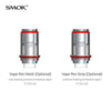 SMOK PEN 22 COIL 0.15ohm (MESH Y STRIP)
