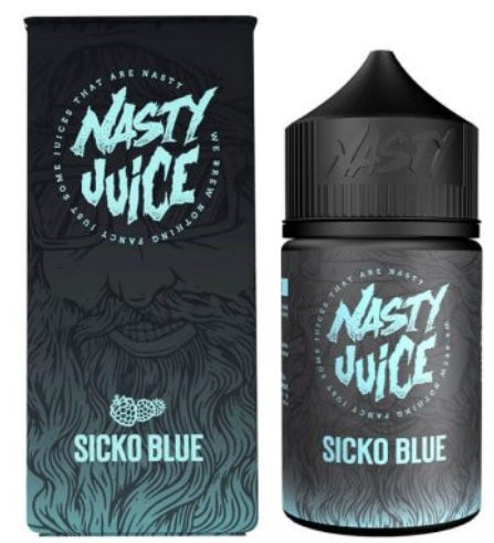 BERRY NASTY SICKO BLUE 60 ML
