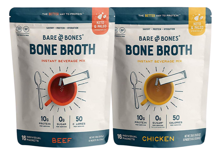 Instant Bone Broth Variety Pack