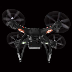 Professional Intelligent Drone Quadcopter With HD Camera And Intelligent Remote Control