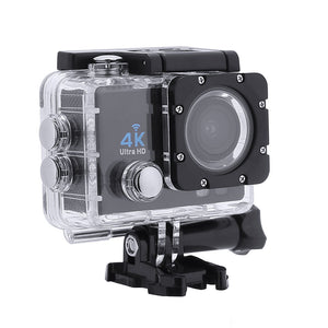 Waterproof Sports Action Camera With 4K DVR Cam