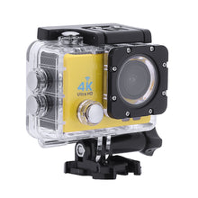 Load image into Gallery viewer, Waterproof Sports Action Camera With 4K DVR Cam