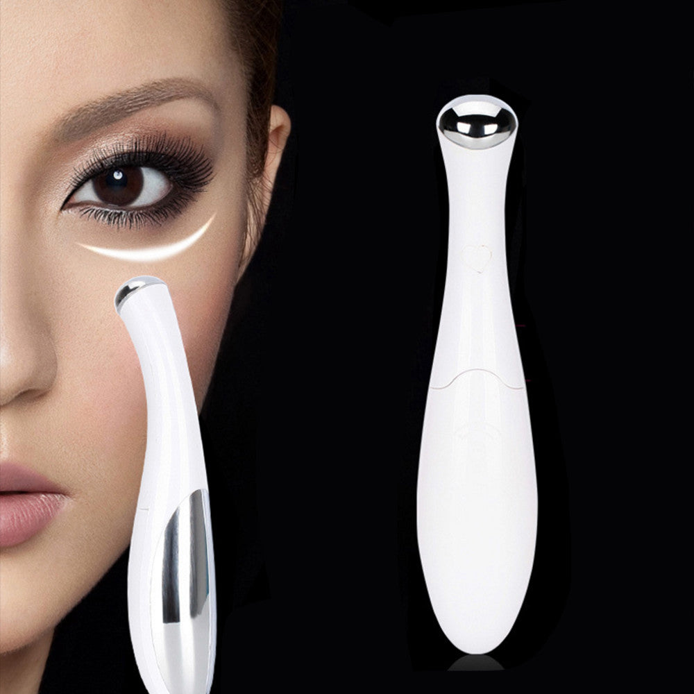 Mini Electric Thermal Eye Massager Eye Care Beauty Device