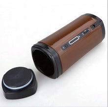 Load image into Gallery viewer, Rechargeable Automatic Electric Insulated Heating Mug With Stirring Function