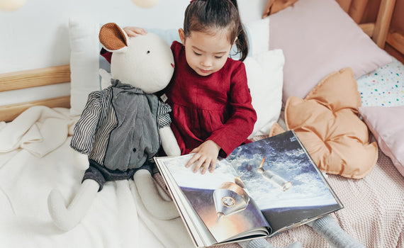 How to Raise a Child who Loves Books