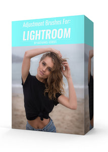 LIGHTROOM PORTRAIT BRUSHES PRESET PACK