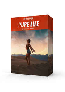 PURE LIFE PRESET PACK