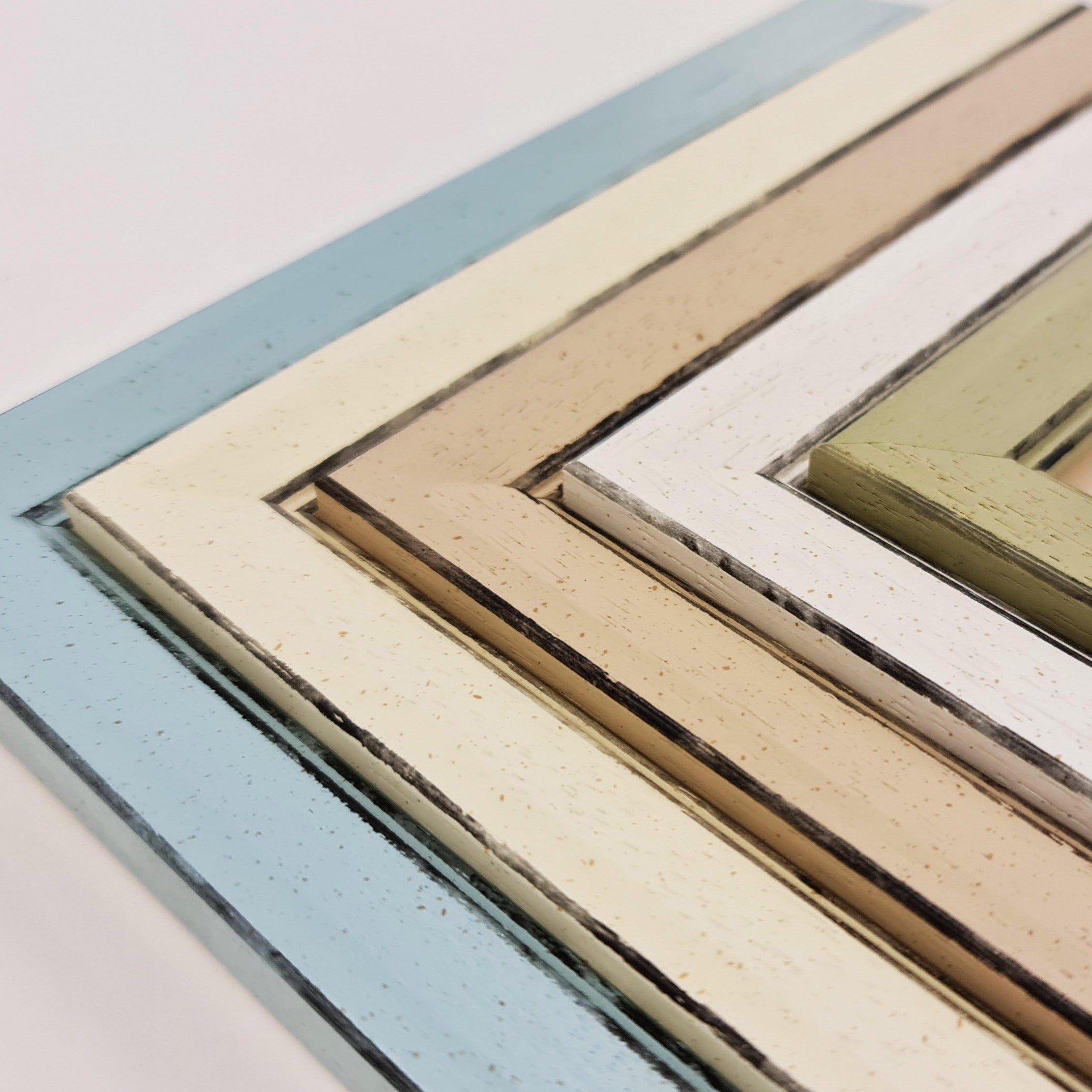 Cotswold - Country Cottage Style Wood Picture Frames -  coastal-frames.myshopify.com