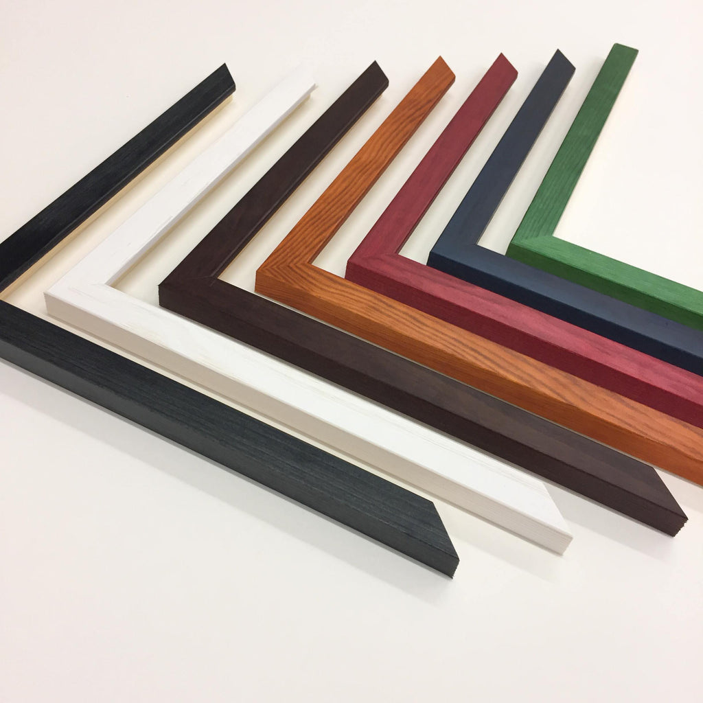 Elements Colour Wood Grain Picture Frames -  coastal-frames.myshopify.com