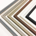 Load image into Gallery viewer, Oxton Slimline Wood Picture Frames -  coastal-frames.myshopify.com