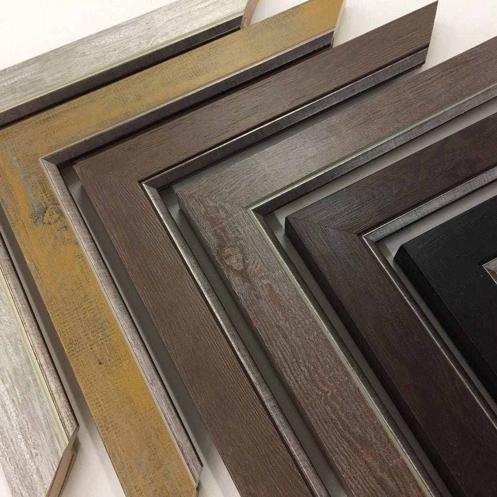 Vermont Shabby Chic Antique Style Wood Picture Frames -  coastal-frames.myshopify.com
