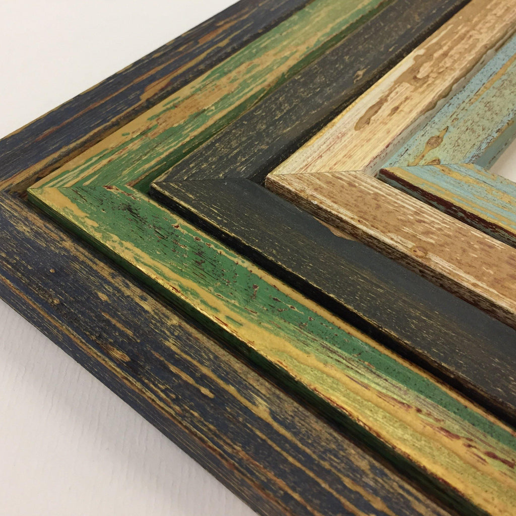 Portobello Shabby Chic Antique Style Wood Picture Frames -  coastal-frames.myshopify.com