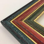 Load image into Gallery viewer, Bloomsbury Bohemian Style Wood Picture Frames -  coastal-frames.myshopify.com
