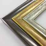 Load image into Gallery viewer, Leonardo Distressed Style Contemporary Wood Picture Frames -  coastal-frames.myshopify.com