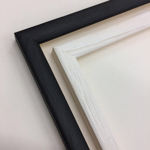 A3 black and white picture frames