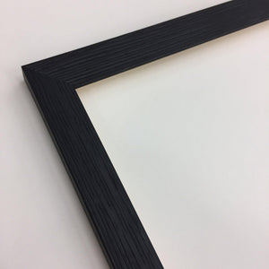 A2 black and white picture frames