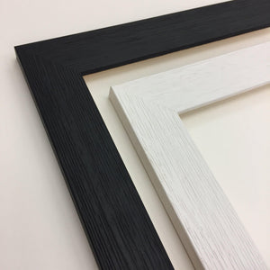 A2 A3 A4 Black and White Picture Frames -  coastal-frames.myshopify.com