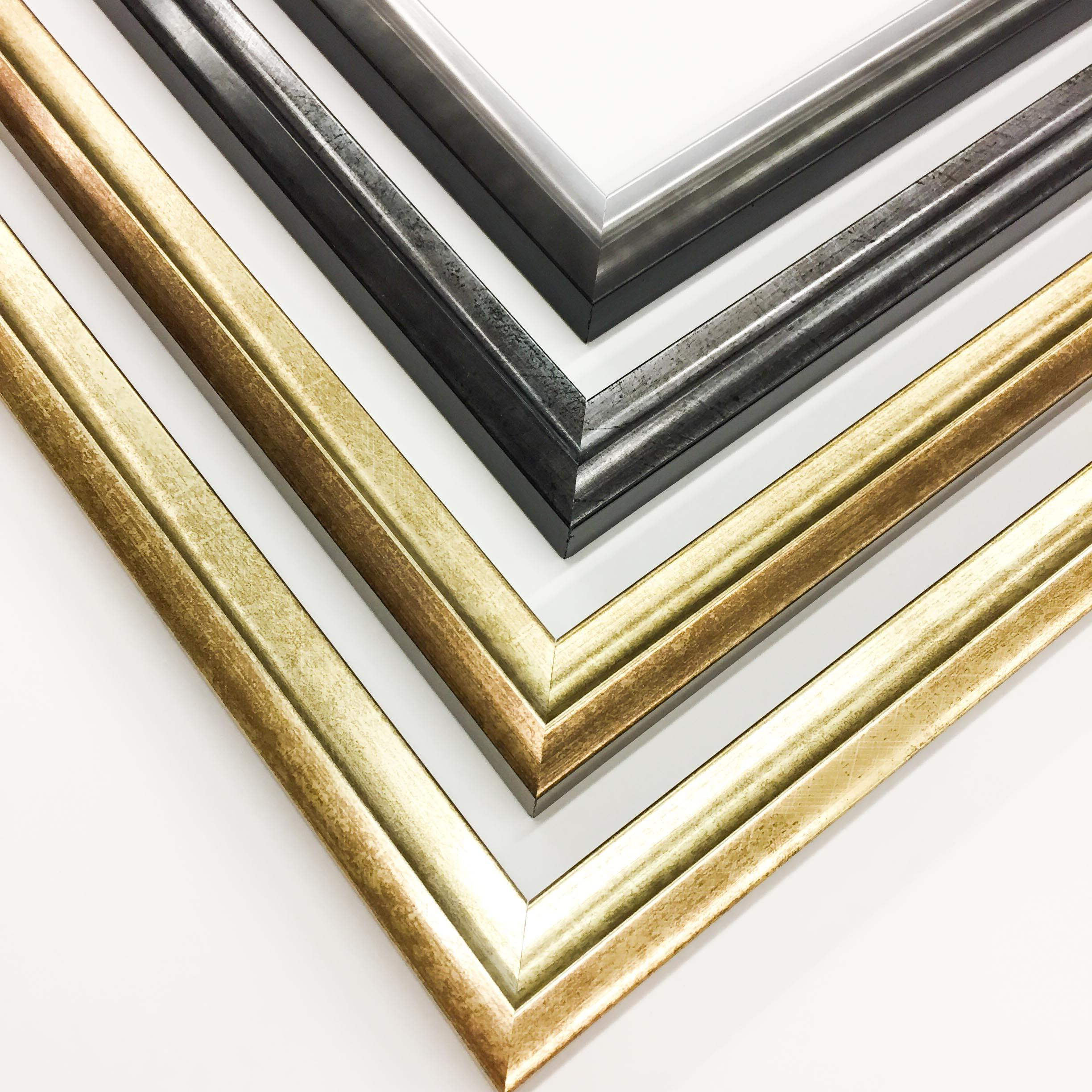 A2 A3 A4 Industrial Urban Picture Frames
