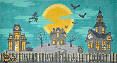 BB 6064 - Halloween Backdrop