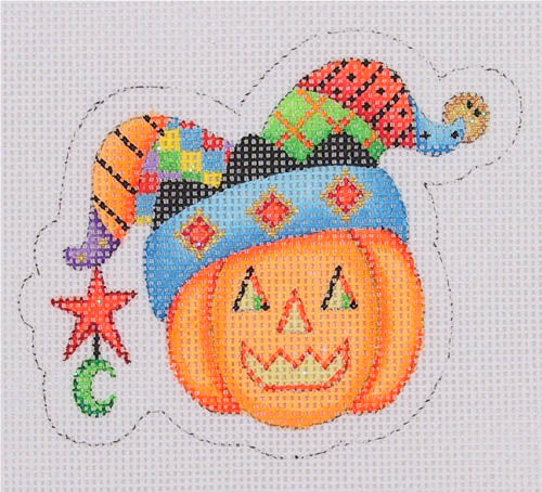 BB 1904 - Mini Pumpkin - Jester Hat