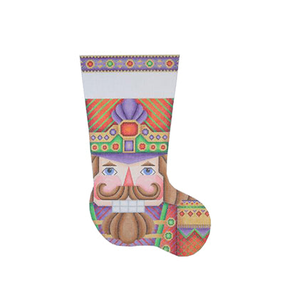 BB 0213 - Christmas Stocking - Nutcracker