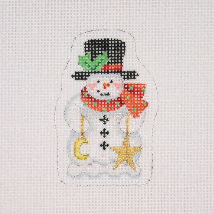 BB 2166 - Mini Ornament - Snowman
