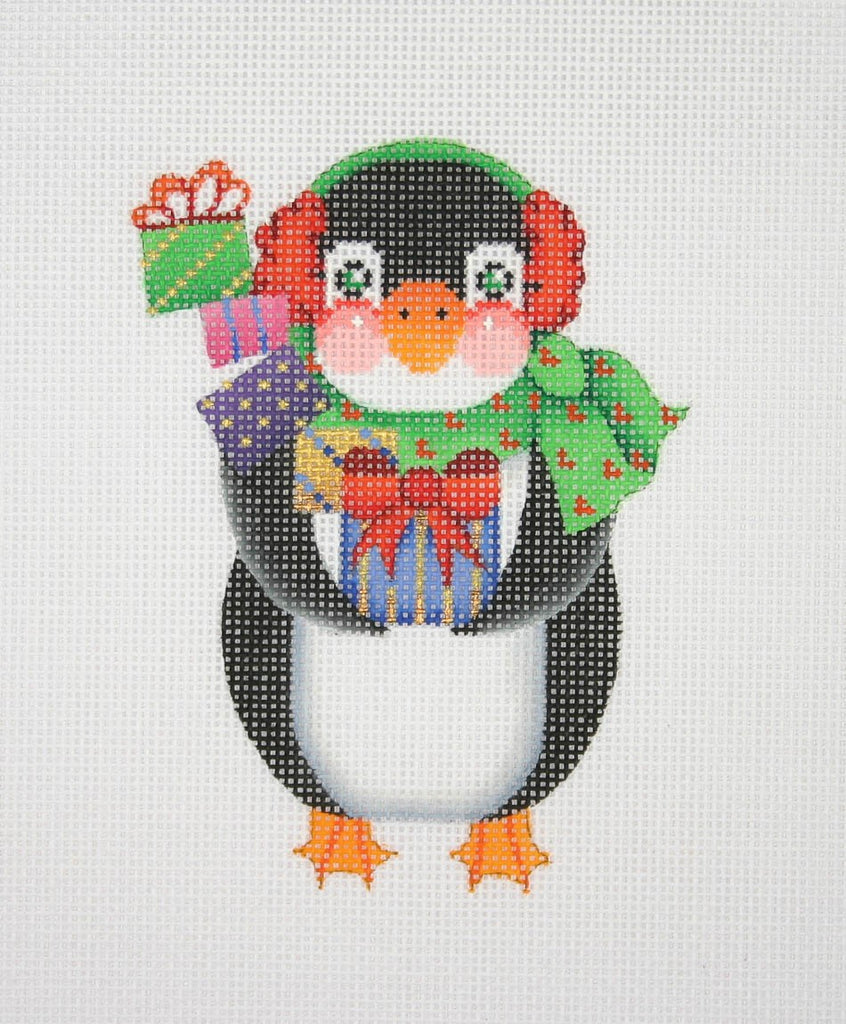 BB 2389 - Penguin with Presents