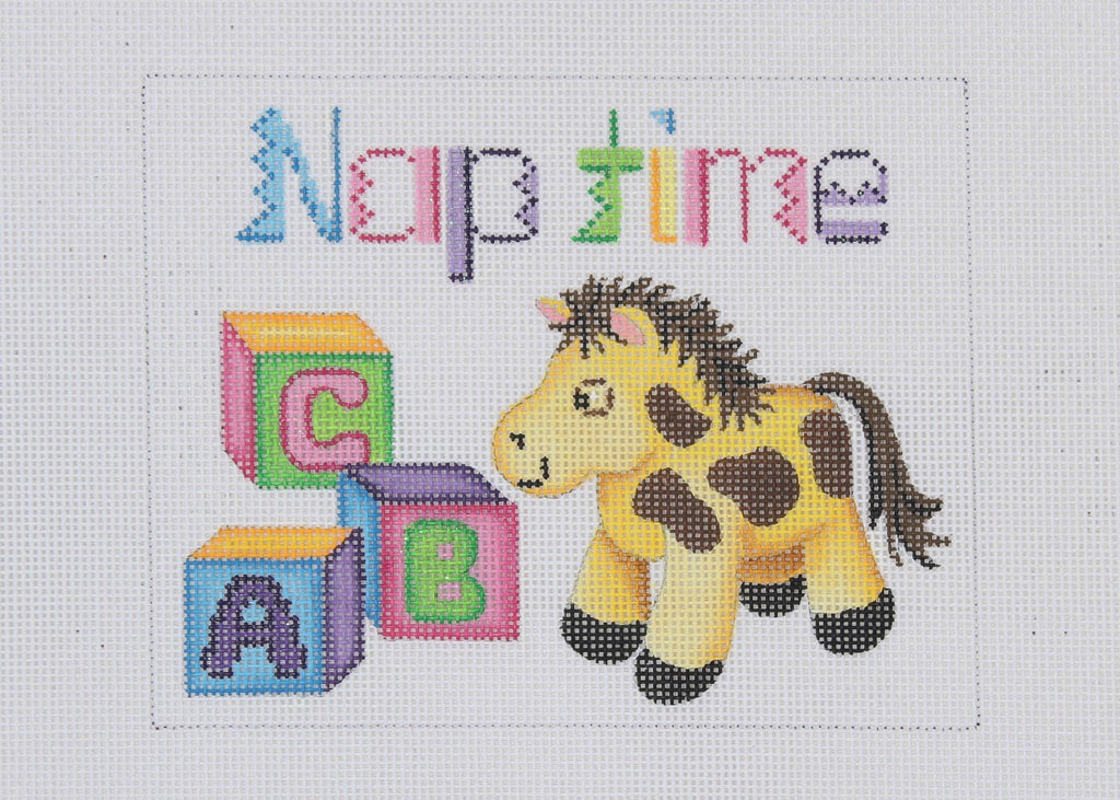 BB 2559 - Naptime Sign - Pony