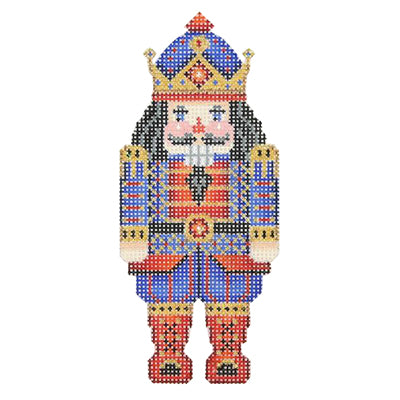 BB 0046 - Nutcracker - Blue, Red & Gold