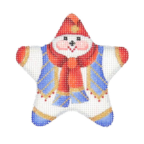 BB 1401 - Mini Star Snowman