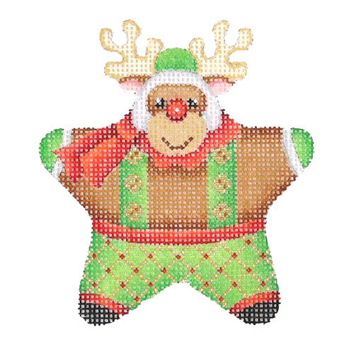 BB 1404 - Mini Star Rudolph