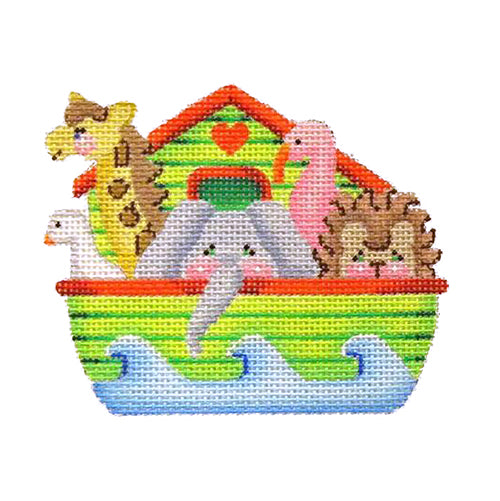 BB 1464 - Noah's Ark Ornament