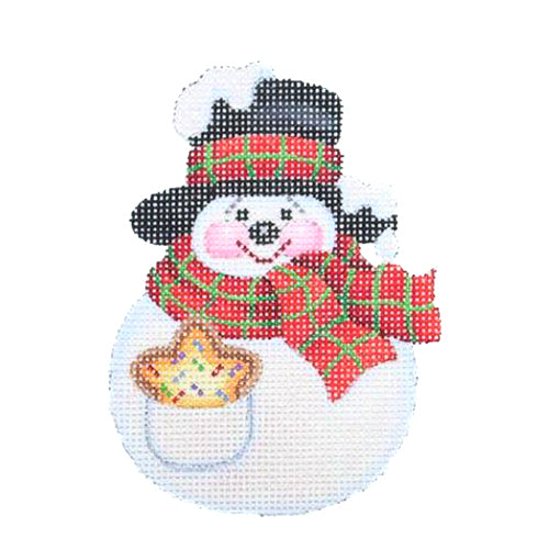 BB 1580 - Snowball - Star Cookie in Pocket