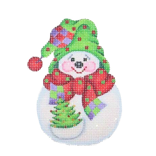 BB 1587 - Snowball - Christmas Tree in Pocket